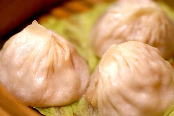 Shanghai Pork Dumpling (Xiao Long Bao)