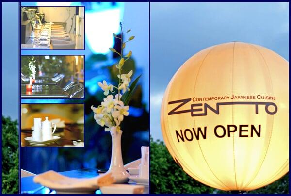 Zento @ Dempsey Road