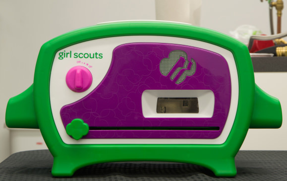 Girl Scout Cookie Oven