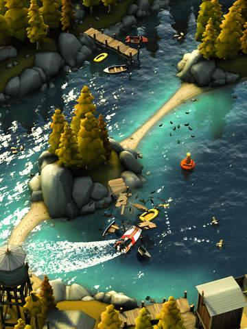 Smash Bandits Racing Screenshot