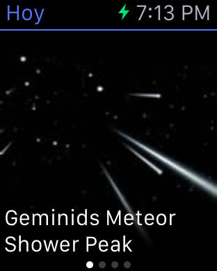 Star Walk - Cielo Nocturno Mapa para ver planetas Screenshot