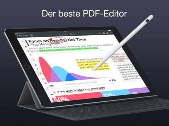 PDF Expert 6 – PDF-Formulare & Anmerkungen Screenshot
