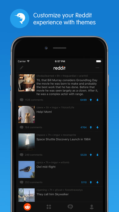 Reddit Official App: Trending News and Hot Topics Screenshot