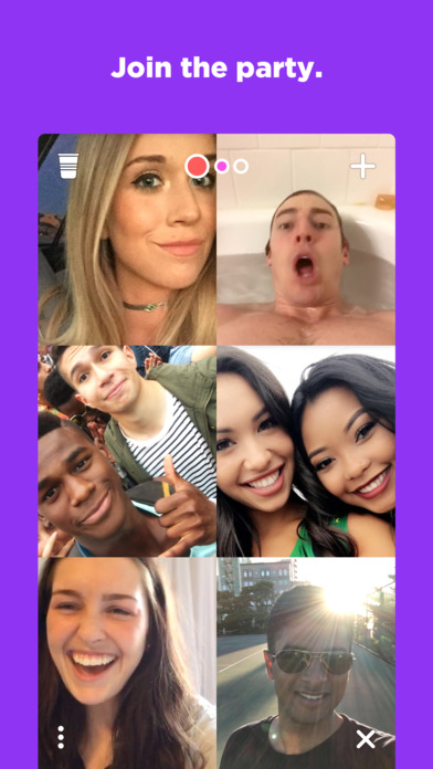 Houseparty - Group Video Chat Screenshot