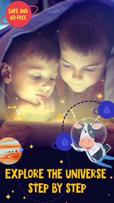 Star Walk ™ for Kids: Learning Astronomy and Space Screenshot
