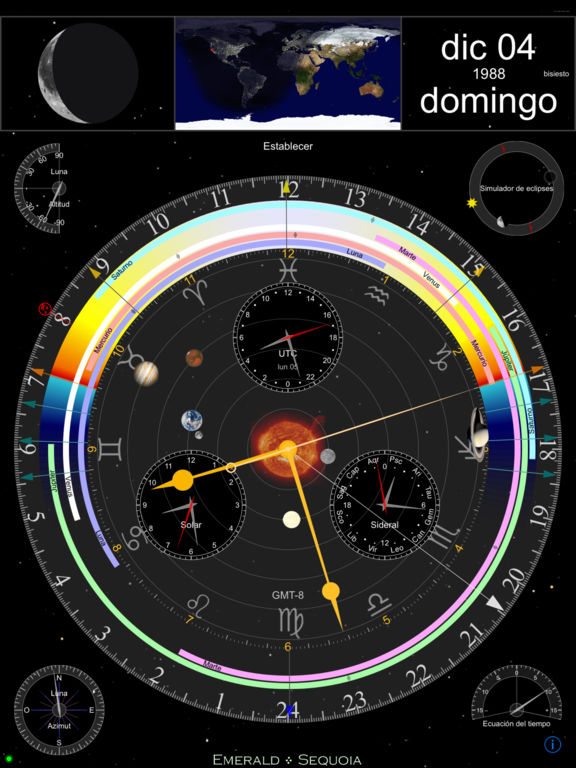 Observatorio Screenshot