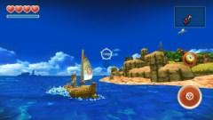 オーシャンホーン - 未知の海にひそむかい物