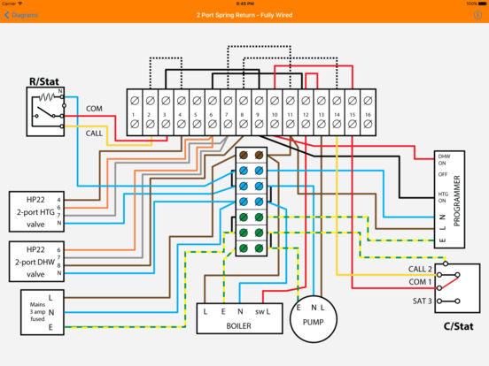danfoss 3 port valve wiring diagram guitar 2 humbucker 1 volume tone randall hsa3 diagrams 800973