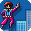 iFun Mobile Apps - 8-bit Jump - artwork