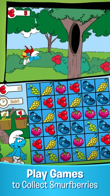 The Smurfs: iTalk by Cupcake Digital – Review