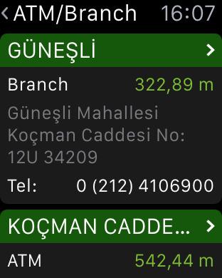 Garanti Cep Screenshot