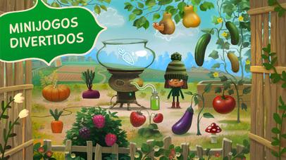 Screenshot do app Chapeuzinho Verde