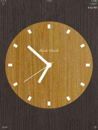 Desk Clock - Alarm clock on nightstand central on the App ...