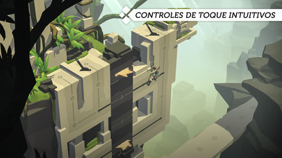 Screenshot do app Lara Croft GO