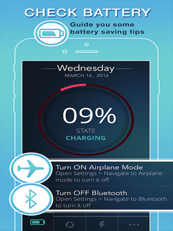 Battery Life Pro & System info Screenshot