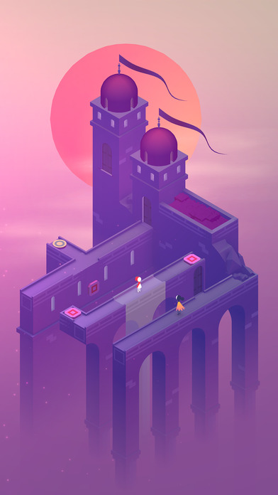 Screenshot do app Monument Valley 2