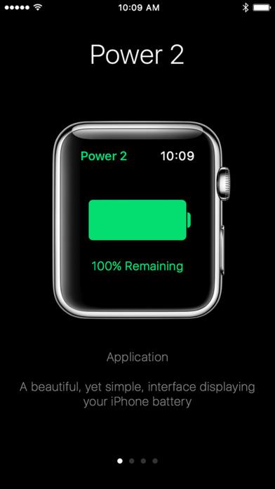 Screenshot do app Power 2 - Watch battery life