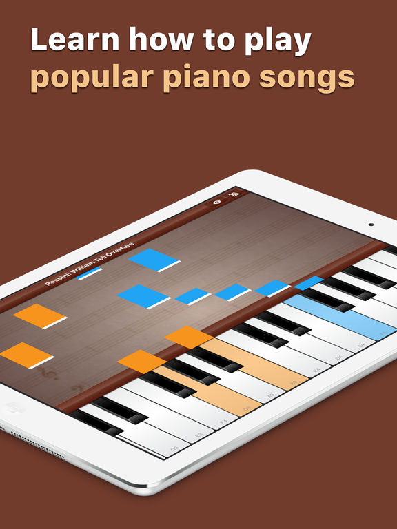 Grand Piano - Learn how to play popular songs on a full ...