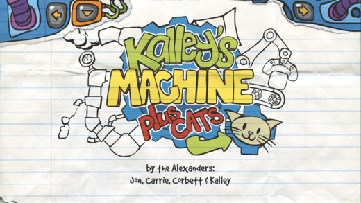Kalley's Machine Plus Cats by RocketWagon Review