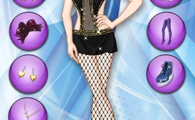 App Shopper Figure Skating Girl Makeover Cute Fashion
