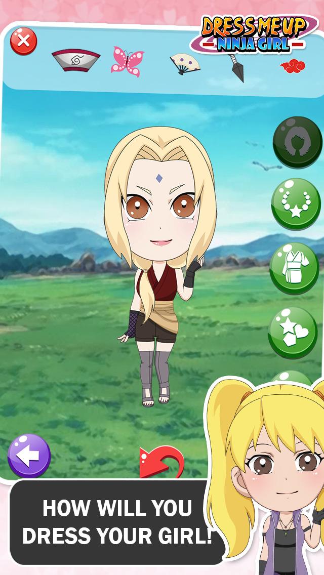 chibi character creator games