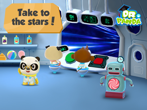 Dr. Panda in Space by Dr. Panda – Review