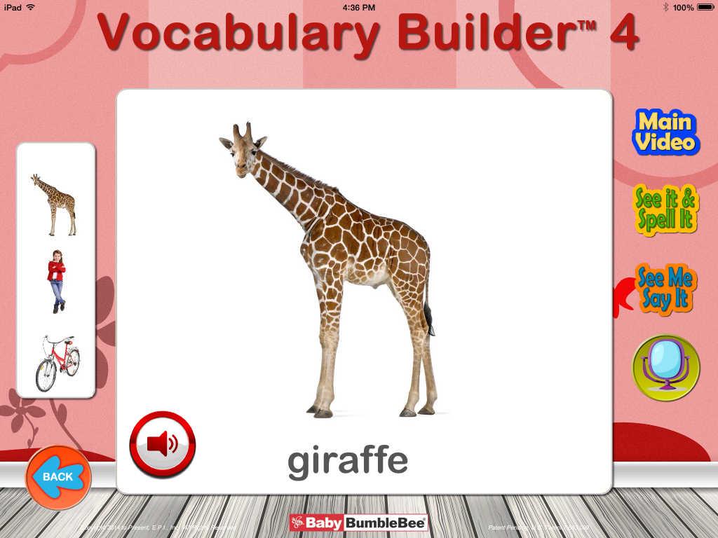 App Shopper Vocabulary Builder 4