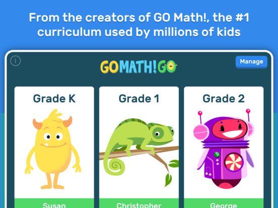 GO Math! GO – Fun learning for grades K, 1st & 2nd by Houghton Mifflin Harcourt – Review