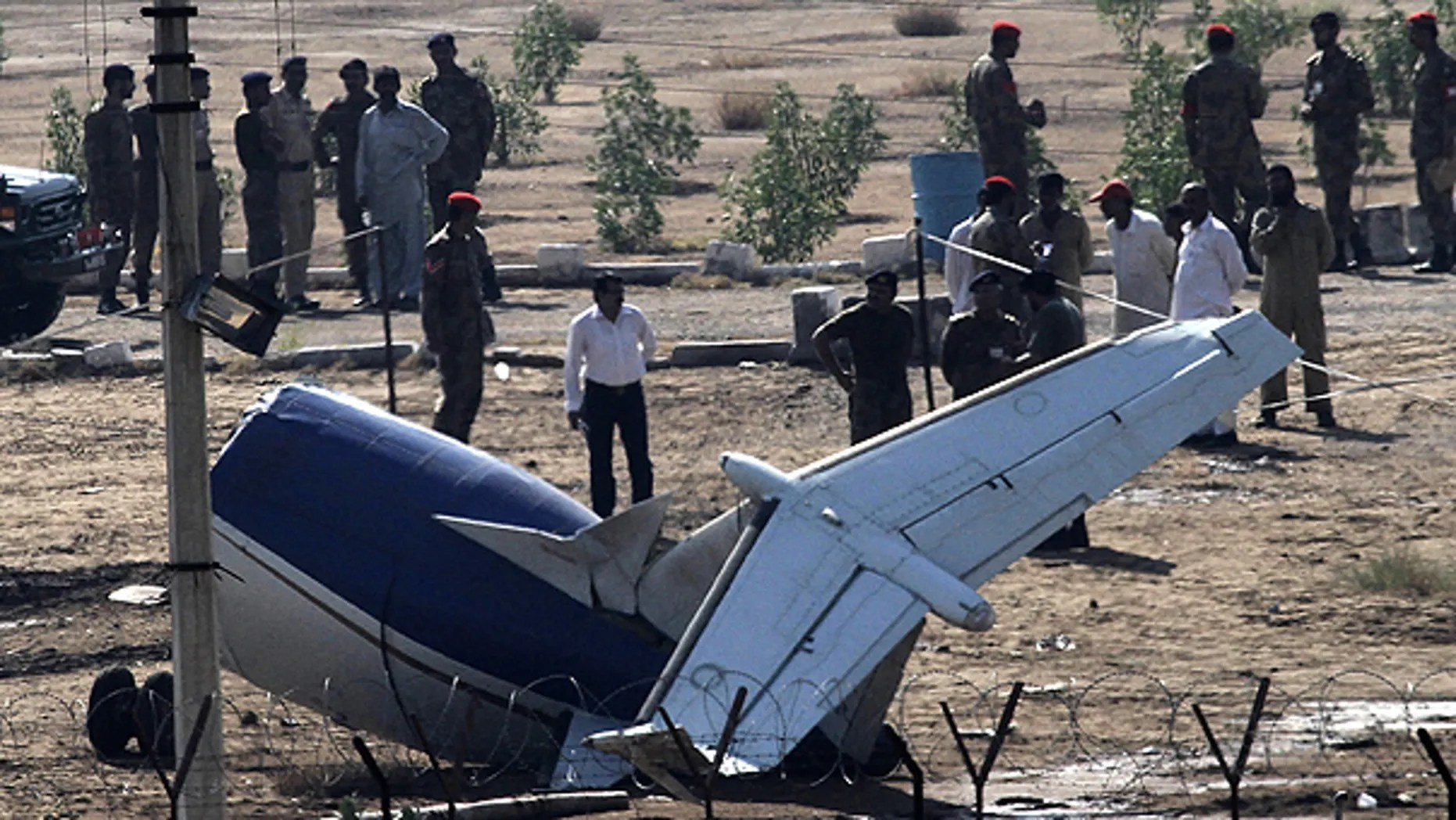 Official No Survivors In Pakistan Plane Crash Fox News