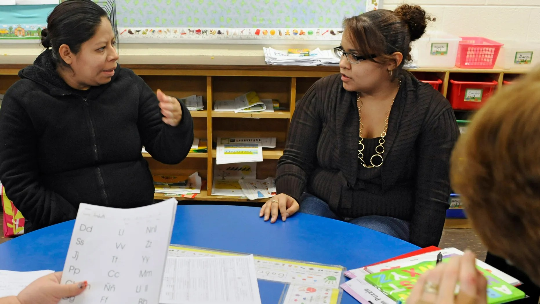 Latino Students' Difficulties Confront Connecticut