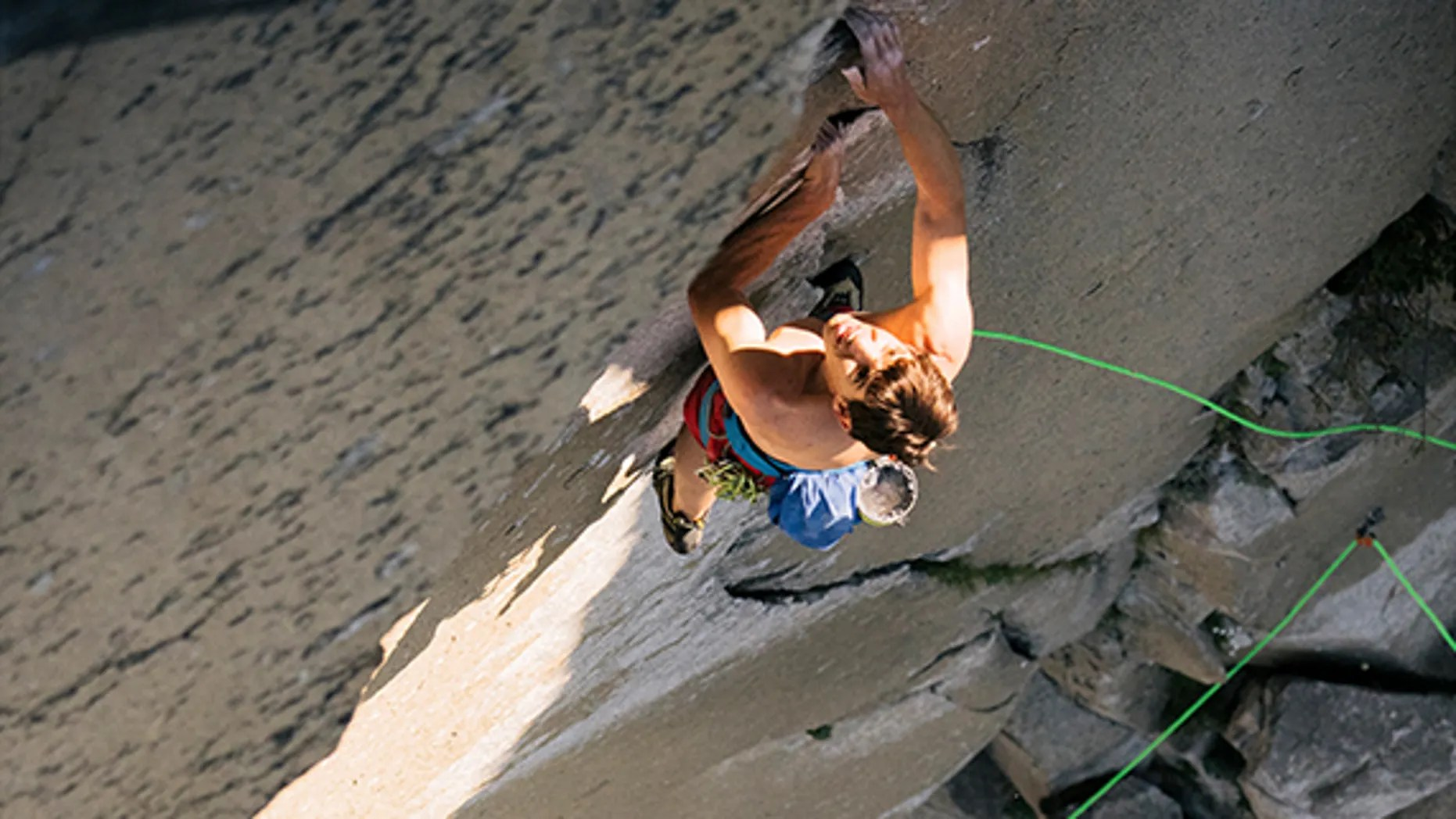 Masters Of Rock Climbers California' Yosemite Shatter