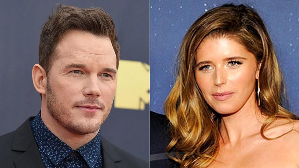 Actor Chris Pratt has been linked to Arnold Schwarzenegger's daughter, Katherine. The actor recently split from wife Anna Farris.