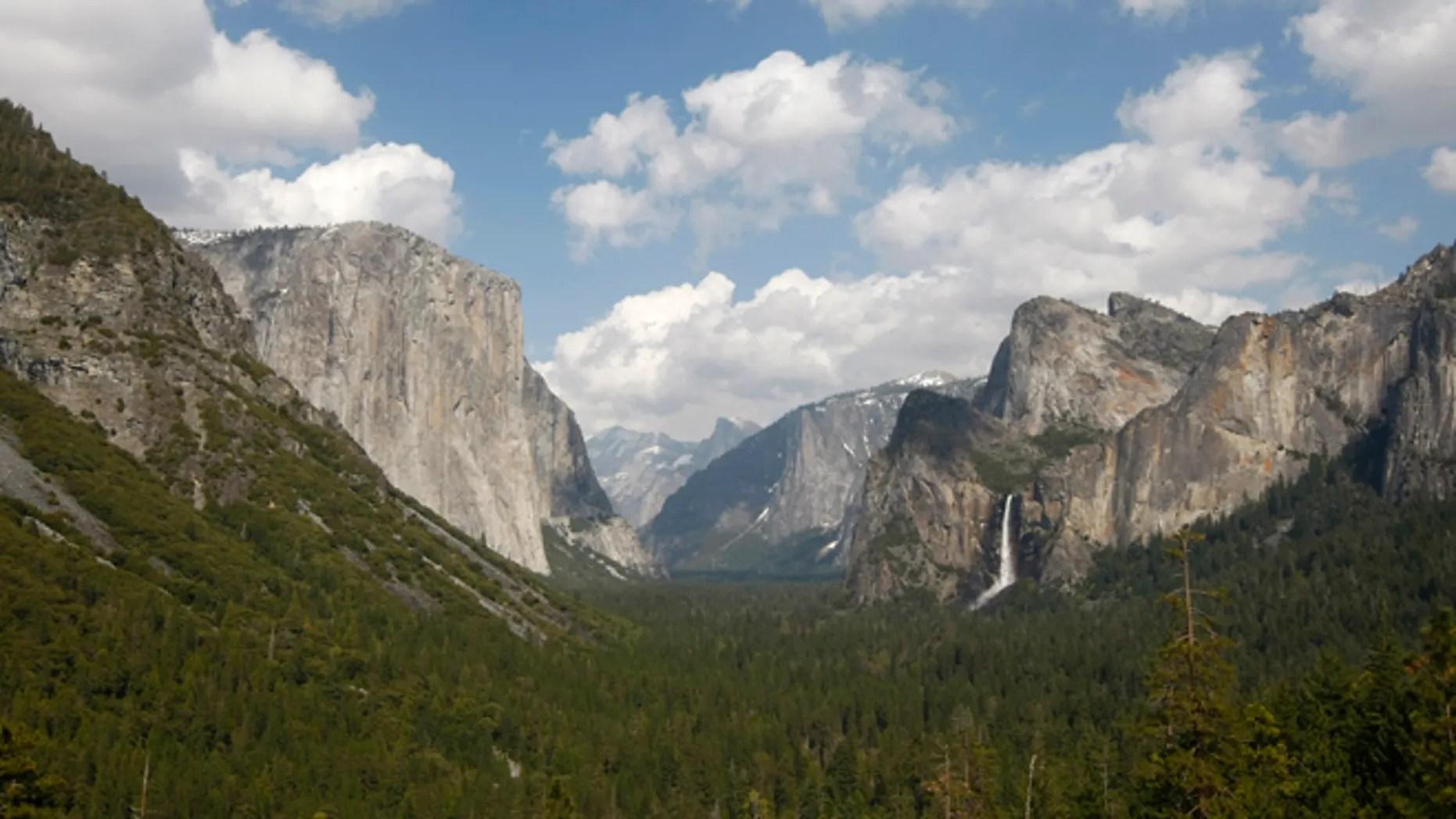 Yosemite Rangers Make Daring Rescue El Capitan Stranded Climber Fox