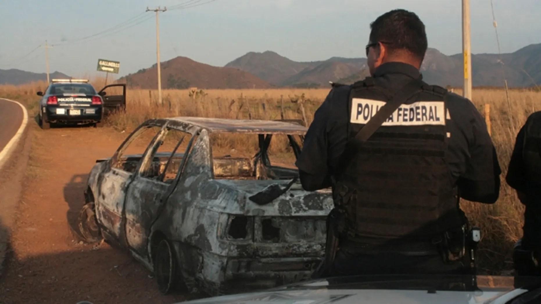 Drug Cartel Spate Of Violence U.-mexico