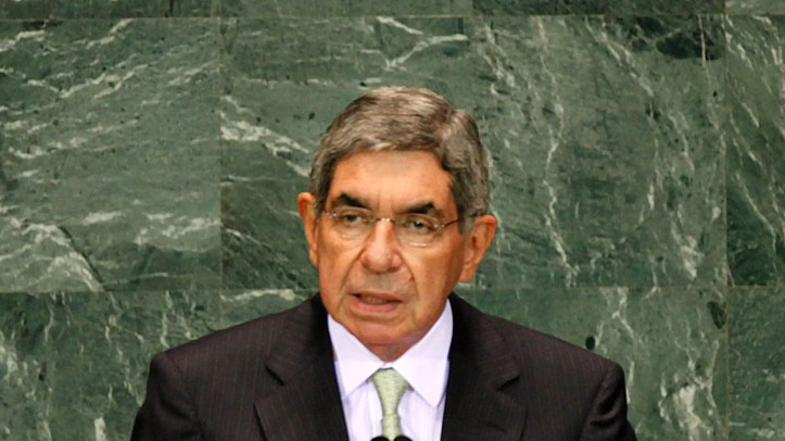 Óscar Arias Sánchez, former president of Costa Rica and Nobel Peace Prize winner, has been accused of sexual assault