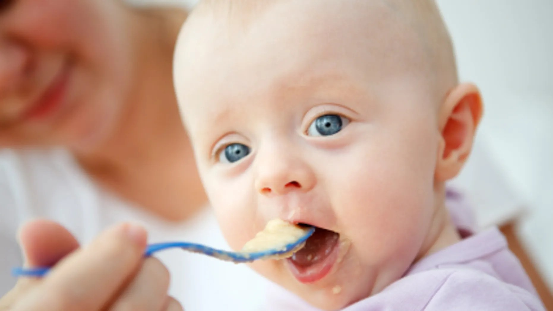 Are infant cereals really the best first food for babies  Fox News