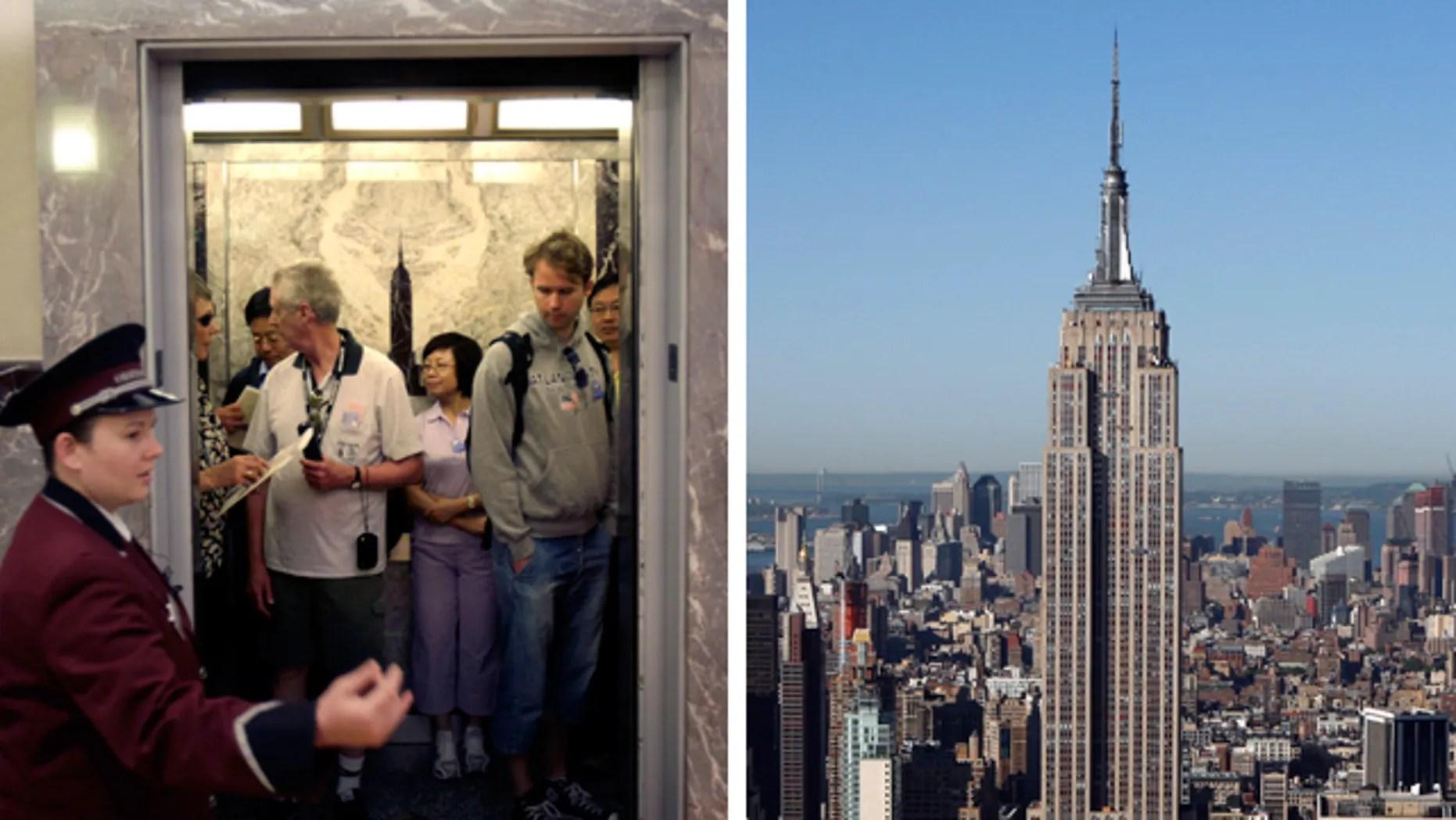 Empire State Building Speedy Elevators Fox
