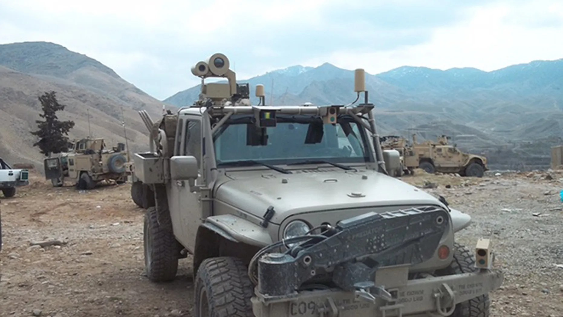 commando jeep photo hendrick dynamics  [ 1862 x 1048 Pixel ]