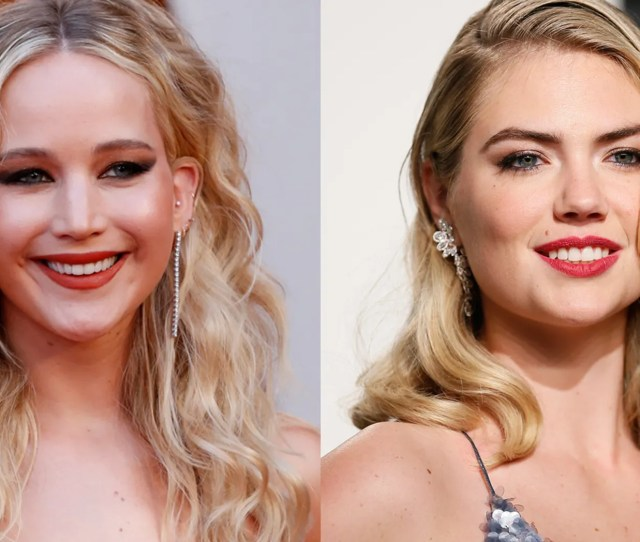 Jennifer Lawrence And Kate Upton Were Just Two Of The Many Celebrities Whose Personal Photos Were