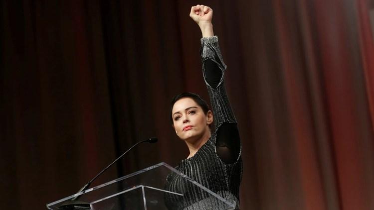 Rose McGowan details Weinstein allegation, cult upbringing ...