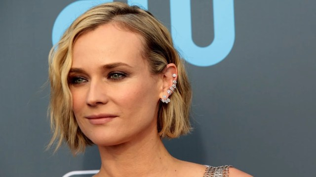 Diane Kruger asked the public to respect her daughter's privacy after paparazzi photos of her daughter were released.
