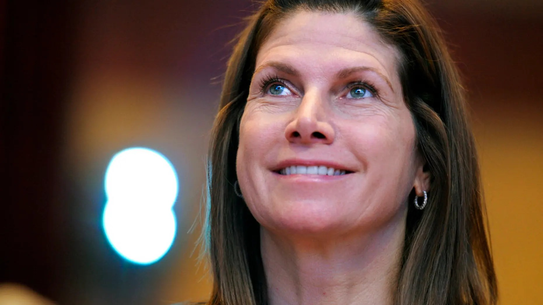 """Former Congresswoman Mary Bono — who was hired as interim president and CEO of USA Gymnastics last week — has resigned.<br data-cke-eol=""""1"""">"""