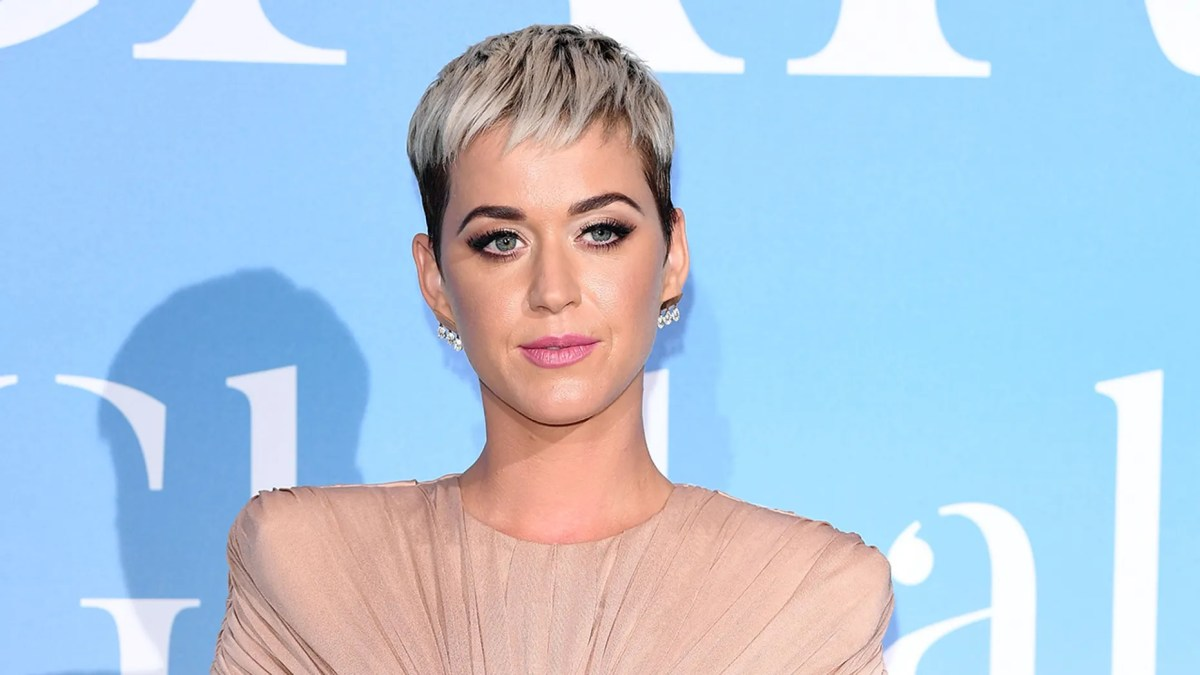 Katy Perry said she is taking a step back from writing new music. (Getty)
