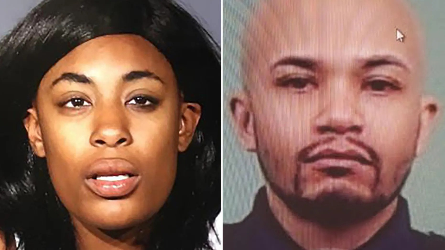 Taquanna Lawton, 20, is accused of stealing Ali Sheppard's vehicle after he hired her for a rendezvous. Sheppard is a 13-year veteran with the NYPD.
