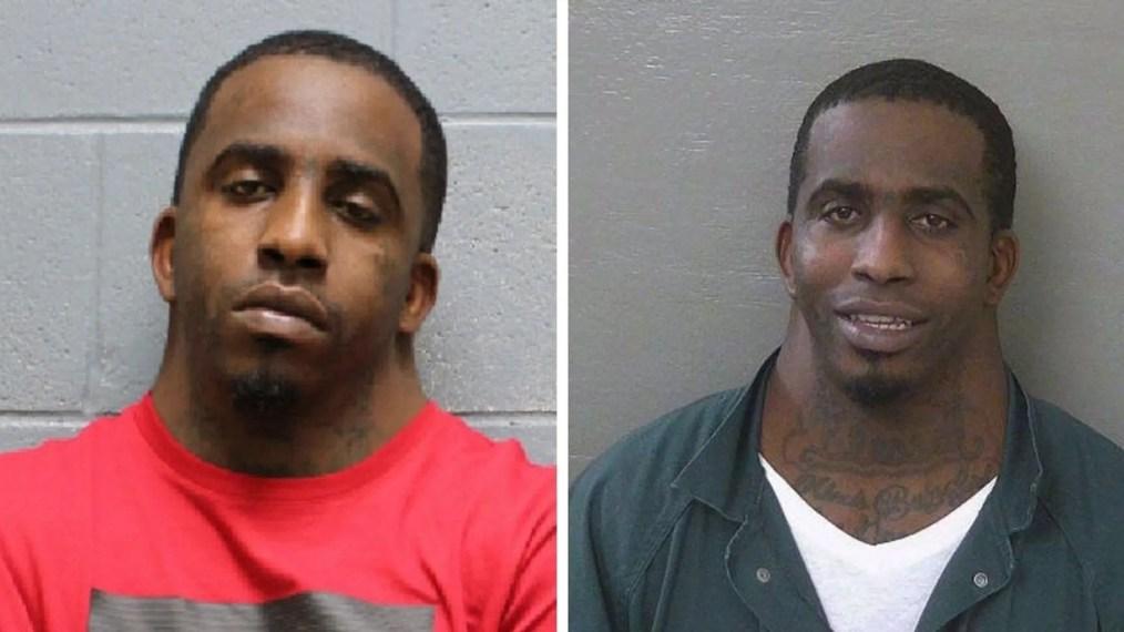 Charles Dion McDowell, whose mugshot (left) went viral, was arrested again.