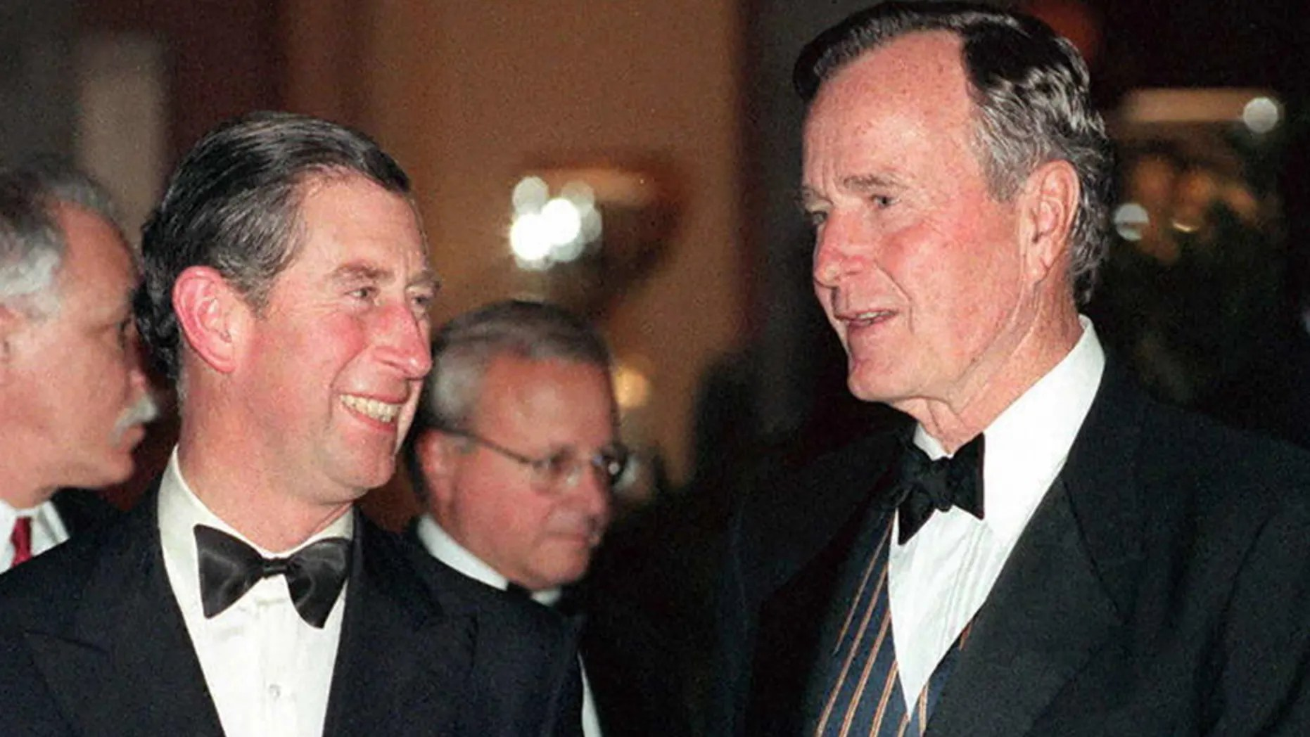 Prince Charles Will Attend George H W Bush S Funeral