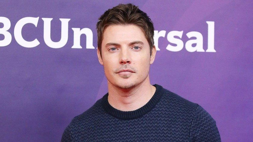 Actor Josh Henderson was arrested for allegedly burglarized his neighbor's home, according to Entertainment Tonight.