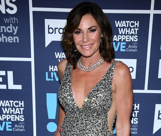 Bravo Star Luann De Lesseps Opens Up About Her Sobriety Its Not Easy But I Take It Day By Day