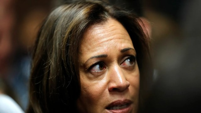 AP19008091619219 1 Kamala Harris went nuts with the Botox apparently, and her new face has left her almost unrecognizable. James Woods and others had some things to say about it, too.