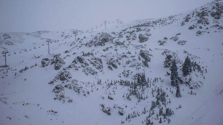 Officials say two people have been pulled from an avalanche near the highest peak of a New Mexico ski resort, and a search is underway for others who may be buried beneath the snow. (iStock)